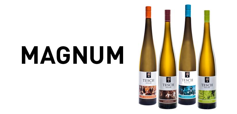TESCH | Magnum-Flaschen