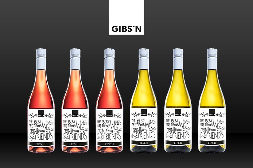 GIBSON | Weissburgunder+Rosé